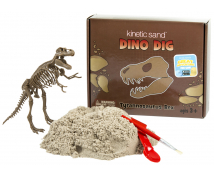 [Kinetic Sand - Dino T-REX]