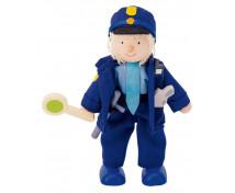 [Dřevěné panenky - profese - Policista]