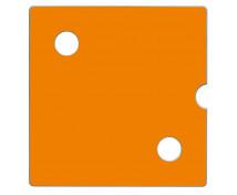 [Dvířka NUMERIC - č. 2 - oranžové]