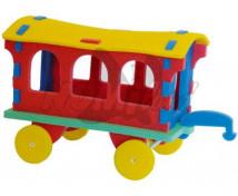 [Vagon 3D - Puzzle]