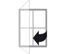 [Vitrína Eco 69 x 55 cm]