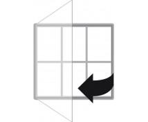 [Vitrína Eco 69 x 76,5 cm]