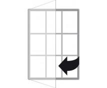 [Vitrína Eco 99 x 76,5 cm]