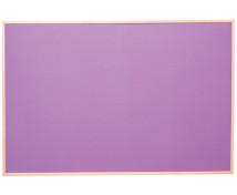 [Korková tabule-barev.3 100x150  - Fialová]