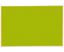 [Korková tabule-barev.3 100x150  - zelená]