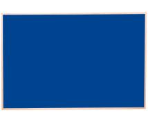 [Korková tabule-barev.3 100x150  - modrá]