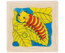 [Vrstvové puzzle - Vývojová stádia - Motýl]