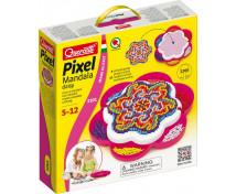 [Pixel Mandala Daisy]