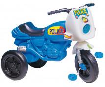 [Policejní motorka]