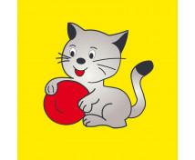 [Kapsa s motívem - Kočička]