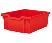 [Střední kontejner, červený]