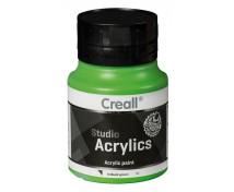 [Akrylové barvy, 500 ml - zelená]