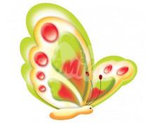[Dekorace Motýlci 2 ks]