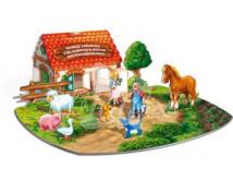 [3D puzzle Farma    VYŘAZENO]