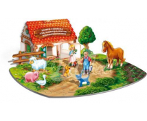 [3D puzzle Farma]
