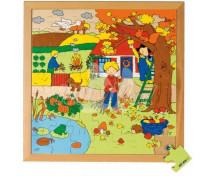 [Puzzle - roční období - Podzim]