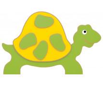 [Skříňková dekorace - želva]