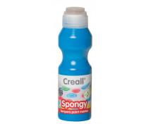 [Barva Creall s houbou modrá]