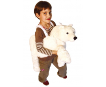 [Navlékací kostým Lední medvěd]