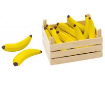 [Banány v přepravce]