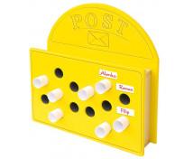 [Poštovní schránka - žlutá]