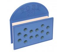 [Poštovní schránka - modrá]