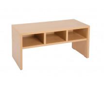 [Buková lavička s přihrádkami 3]
