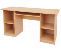 [Multiúčelový psací stůl - odstín BUK]