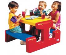[Piknikový stůl  - Junior]