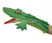 [Krokodýl se sklápěcí tlamou]