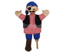 [Textilní maňásci s nohami - Pirát Jim]