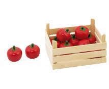 [Bednička s rajčaty]