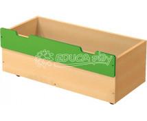 [Box dřevěný velký - zelený]