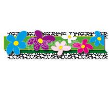 [Dekorační pásky 3D - Květy]