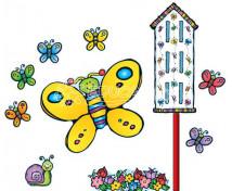 [Aplikace - Motýli]