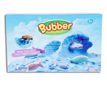 [Modelovací pěna Bubber - 681 g - modrá]
