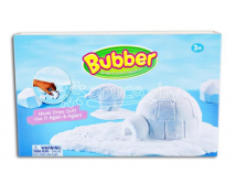 [Modelovací pěna  Bubber - 681 g - bílá]