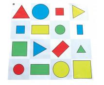 [Podložka - Barvy a tvary]