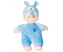 [Měkká panenka - miminko - výška 32 cm]