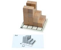 [Karty s úkoly pro Dřevěné kostky v kbelíku - Set 1]