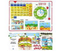 [Školní kalendář - slovenčina]