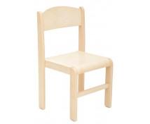 [Dřevěné židle  javor 38 - natural]