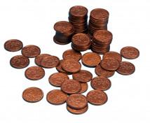 [Euro mince - 2 cent - 100 ks]