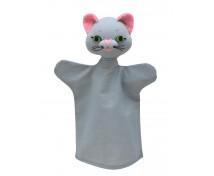 [Kočka šedá]