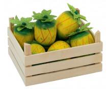 [Ananasy v přepravce, 5 ks]