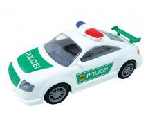 [Policejní auto]