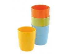 [Malý pohárek - 0,23 l - Oranžový]