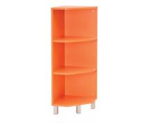 [Skříňka rohová - oranžová]
