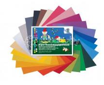 [Barevný papír – 25 barev]