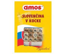 [Jazyková hra - Slovenčina v kocke]